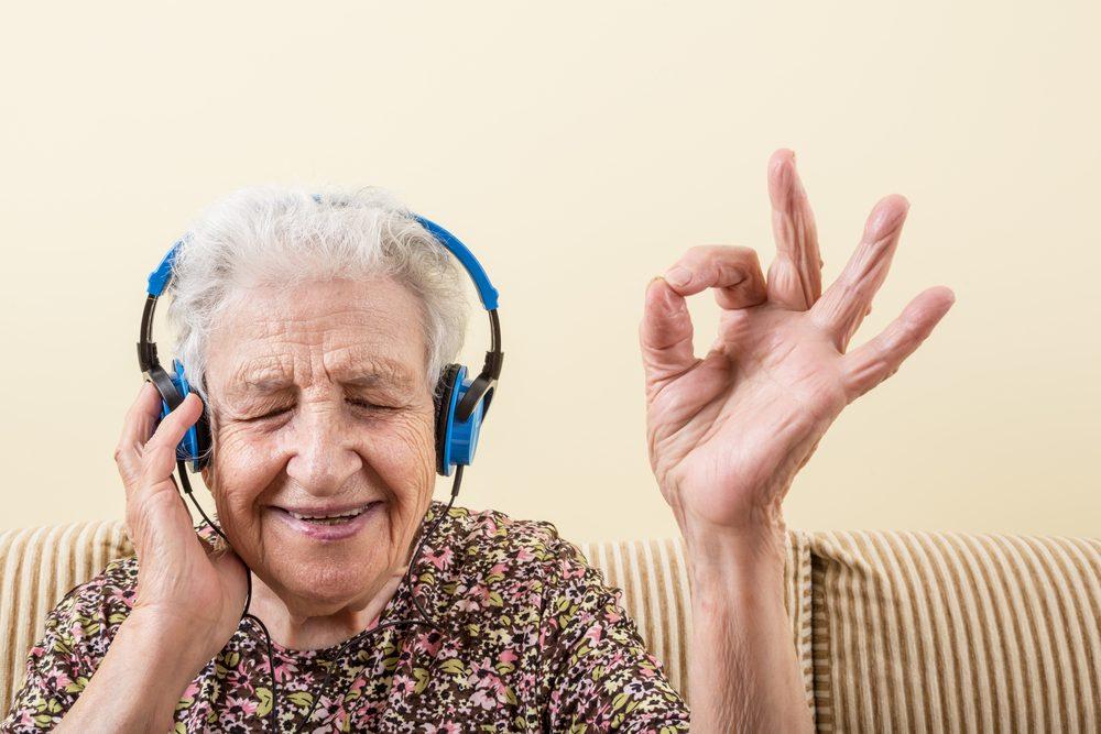 La musique maintient la vivacité intellectuelle