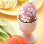 La décoration des œufs