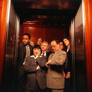 Comment prendre l'ascenseur sans faire sortir les autres de leurs gonds