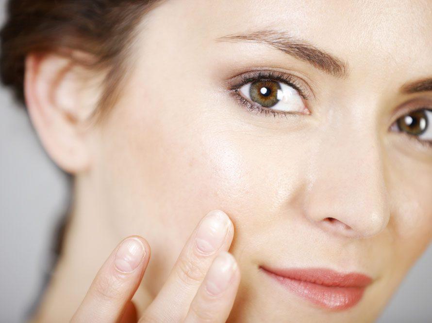 Mythe: On peut éliminer les pores