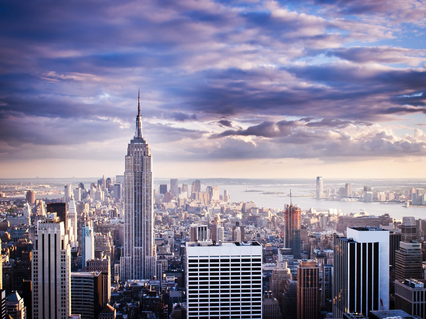 7. L'Empire State Building, New York