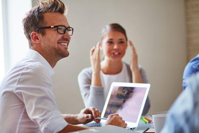 S'investir dans ses relations au travail