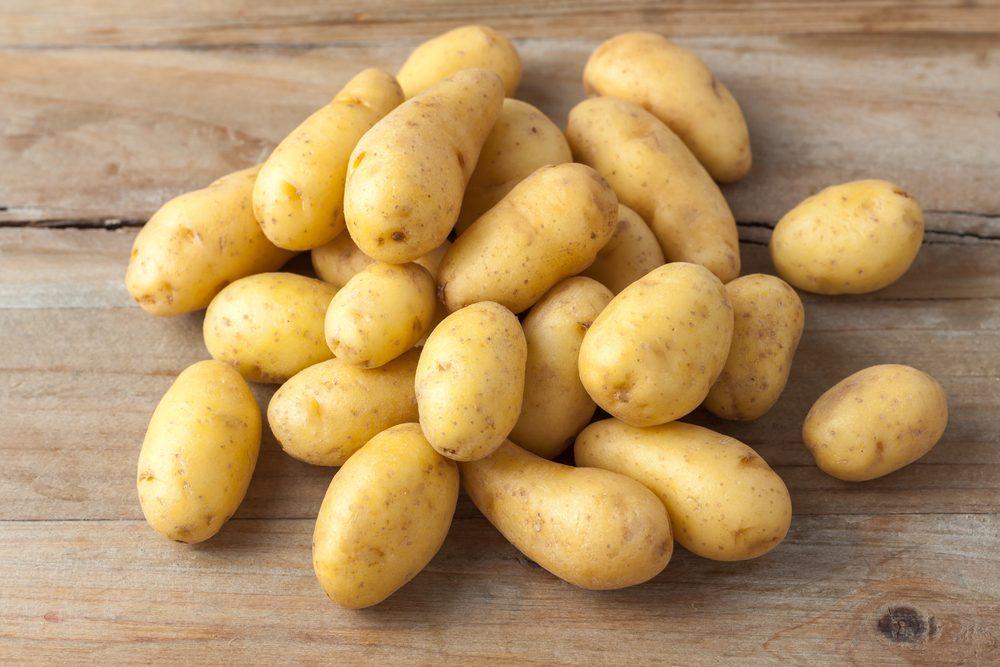 Comment entreposer vos pommes de terre