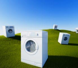 3. La laveuse