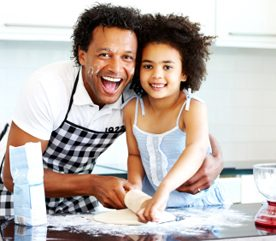 La cuisine pour les enfants