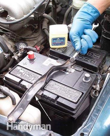 batterie avec entretien ou sans entretien