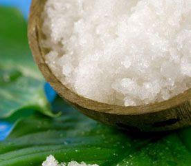 4.Essayez le sel d'Epsom