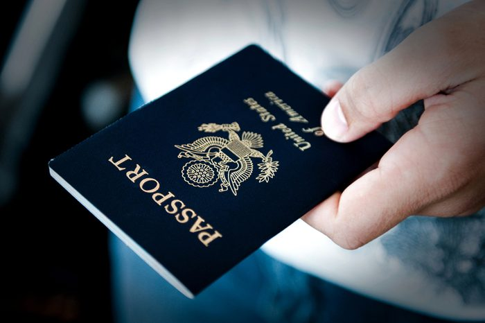 2. Perdre votre passeport