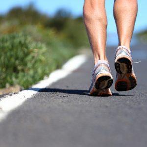 5. Portez de bonnes chaussettes et chaussures