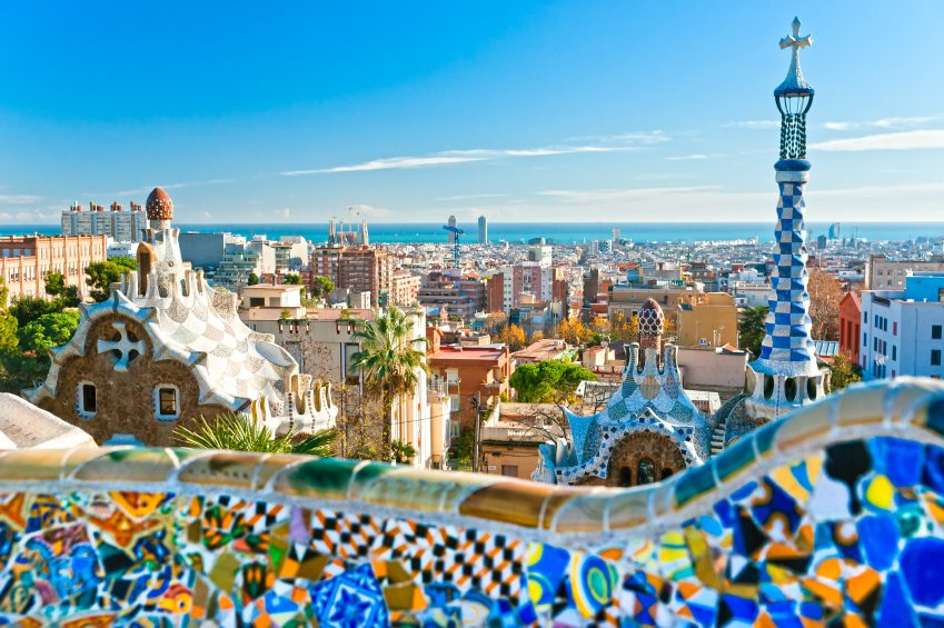 1. L'Espagne