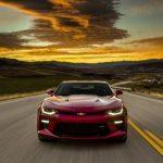 Tout sur la Chevrolet Camaro 2016
