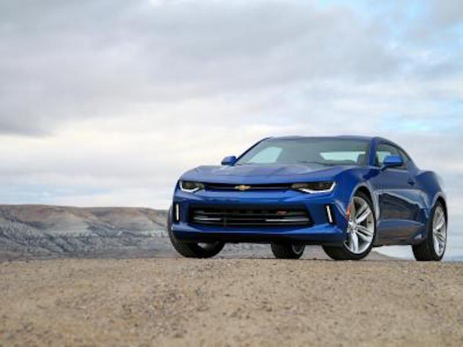 Chevrolet Camaro sport 2016 : plus agile pour une une conduite plus confortable