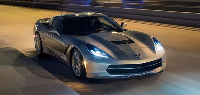 Chevrolet Corvette 2016 : un moteur plus puissant