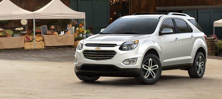 Chevrolet Equinox 2016 : nouvelles options d'assistance à la conduite