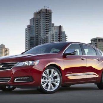 Tout sur la Chevrolet Impala 2016