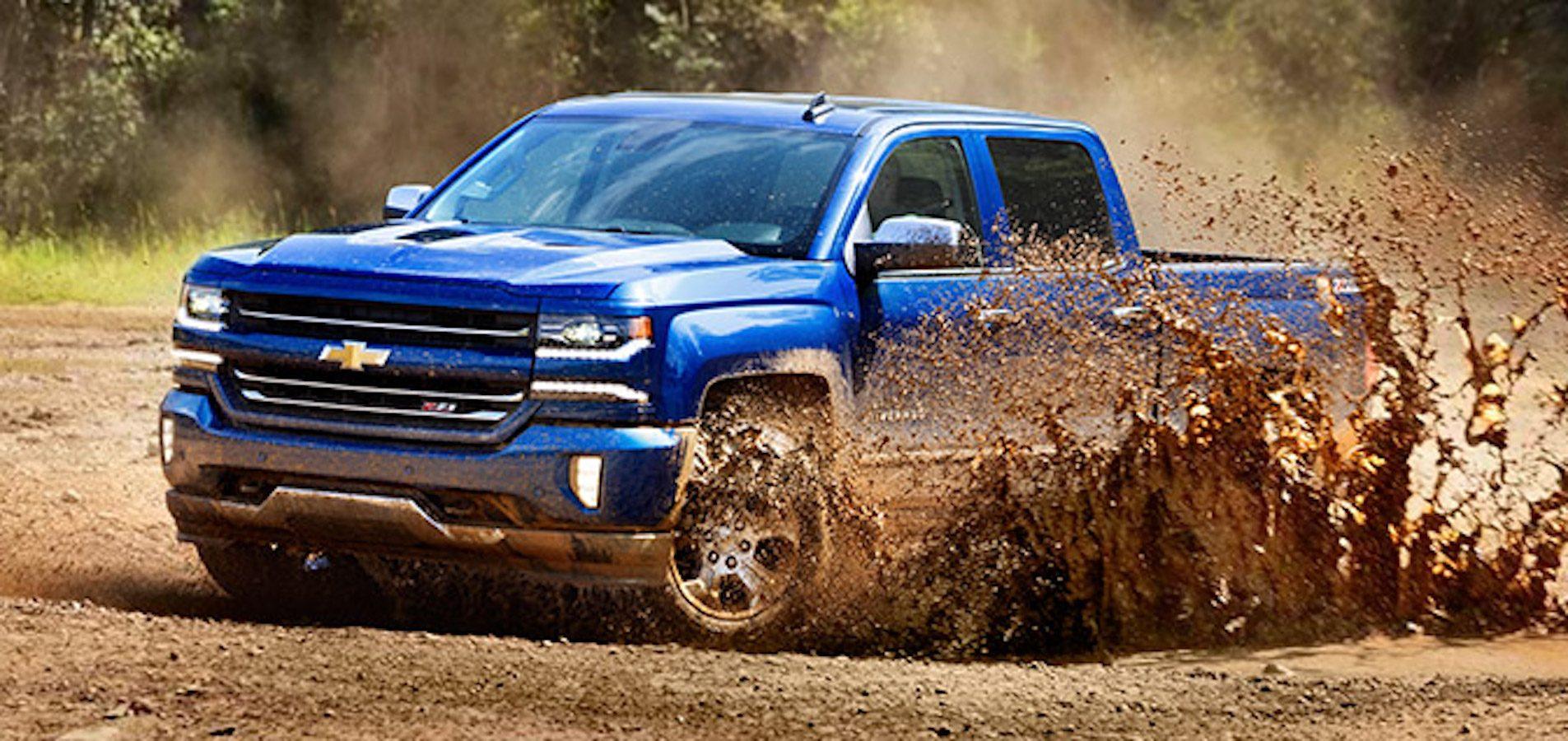 Chevrolet Silverado 2016 : puissance et commodité