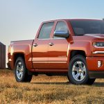 Tout sur le Chevrolet Silverado 2016
