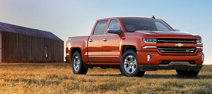 Chevrolet Silverado 2016 : technologie avancée