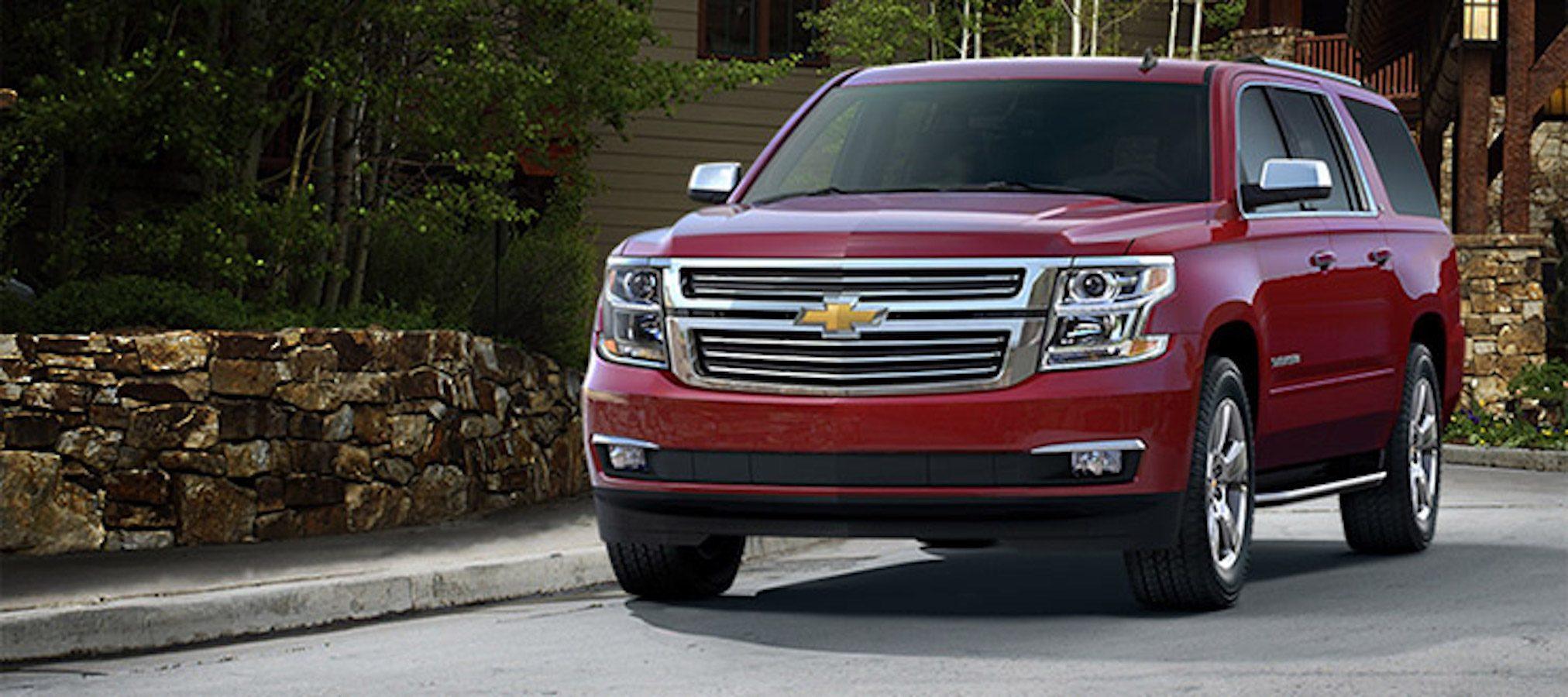Chevrolet Suburban 2016 : une conduite plus sécuritaire