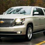 Tout sur le Chevrolet Suburban 2016