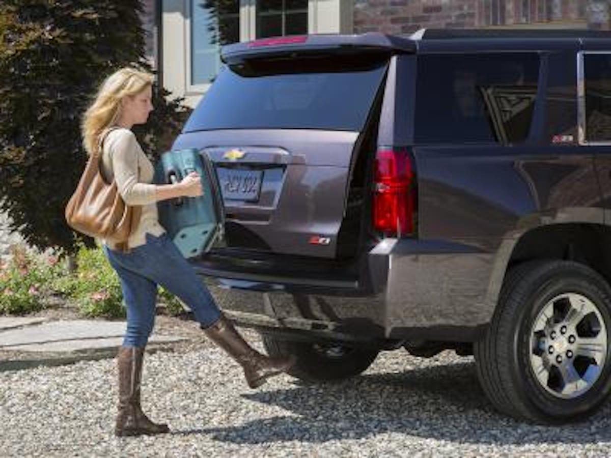 Chevrolet Tahoe 2016 : puissance et technologie