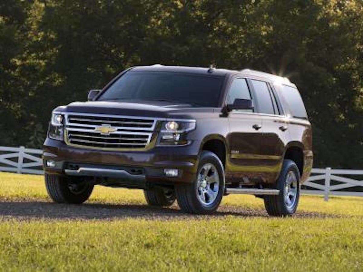 Chevrolet Tahoe 2016 : le camion robuste et sécuritaire
