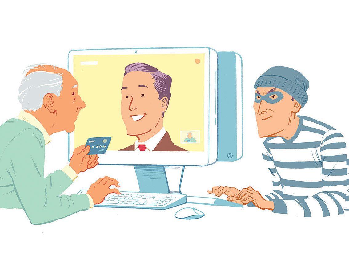 fraude par internet
