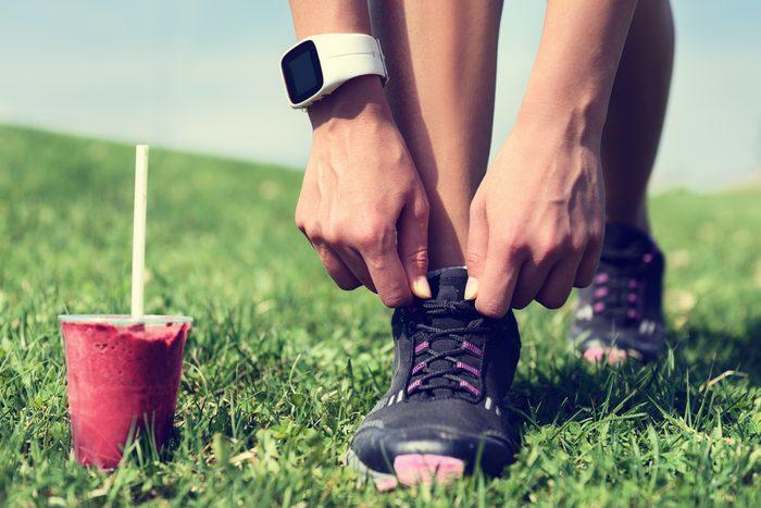 Conjuguez la musculation avec le cardio et une saine alimentation