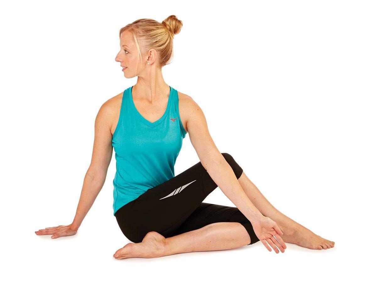 Étirez-vous pour réduire les douleurs dorsales