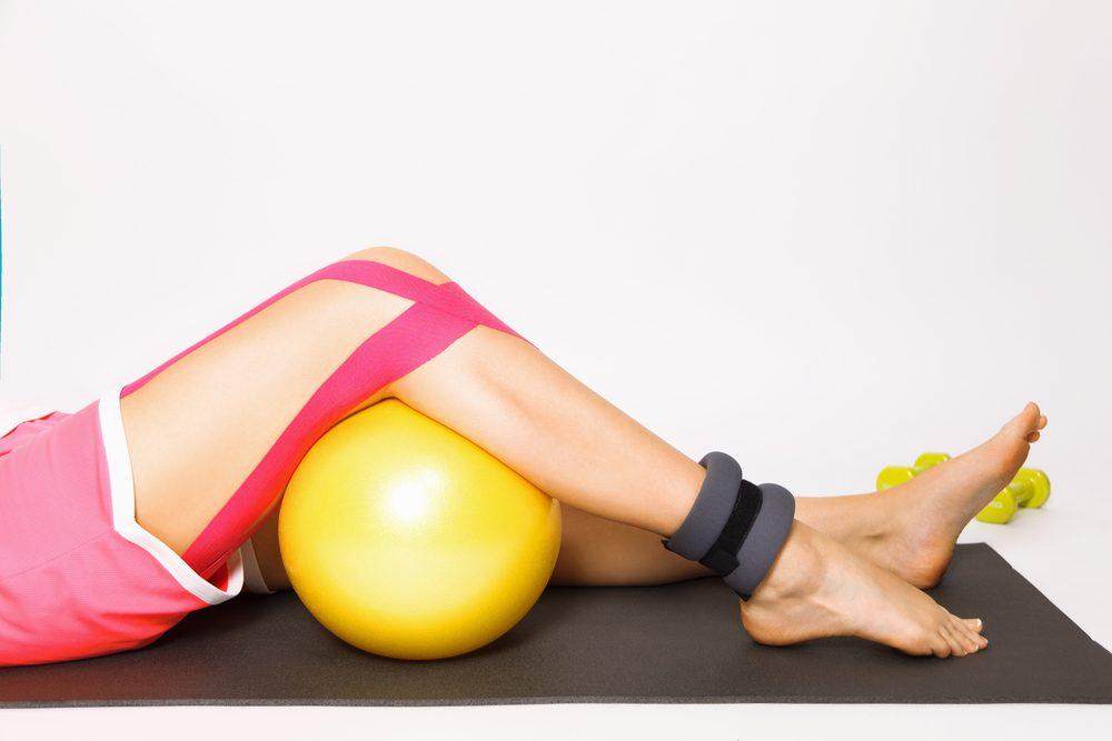 Exercices de renforcement des genoux
