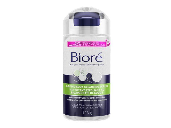 Nettoyant exfoliant au bicarbonate de soude - Bioré