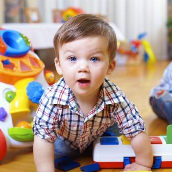 Une maison sécuritaire pour les enfants