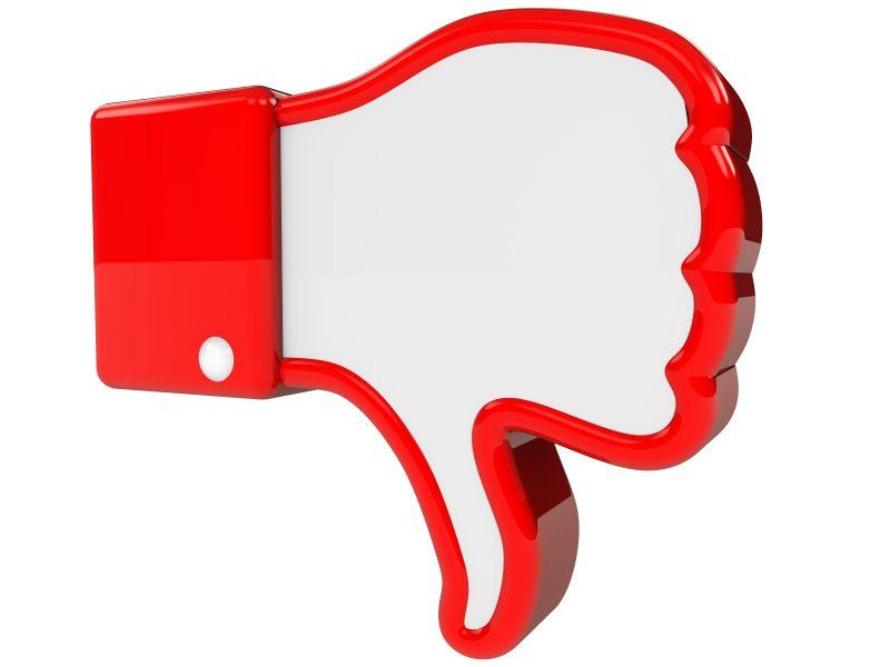 À éviter sur les médias sociaux: s'en servir comme d'une tribune