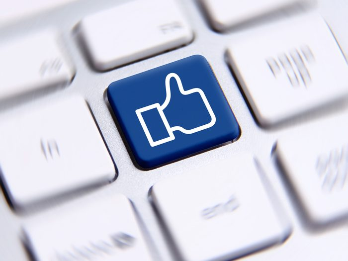 Utilisez votre réseau social