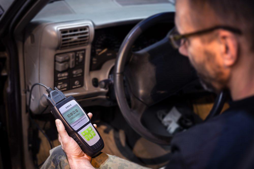 Étape 4 : Amener la voiture usagée pour une inspection