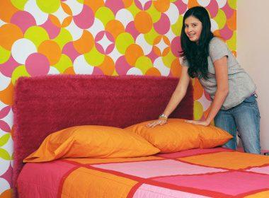 Un lit qui se fait tout seul