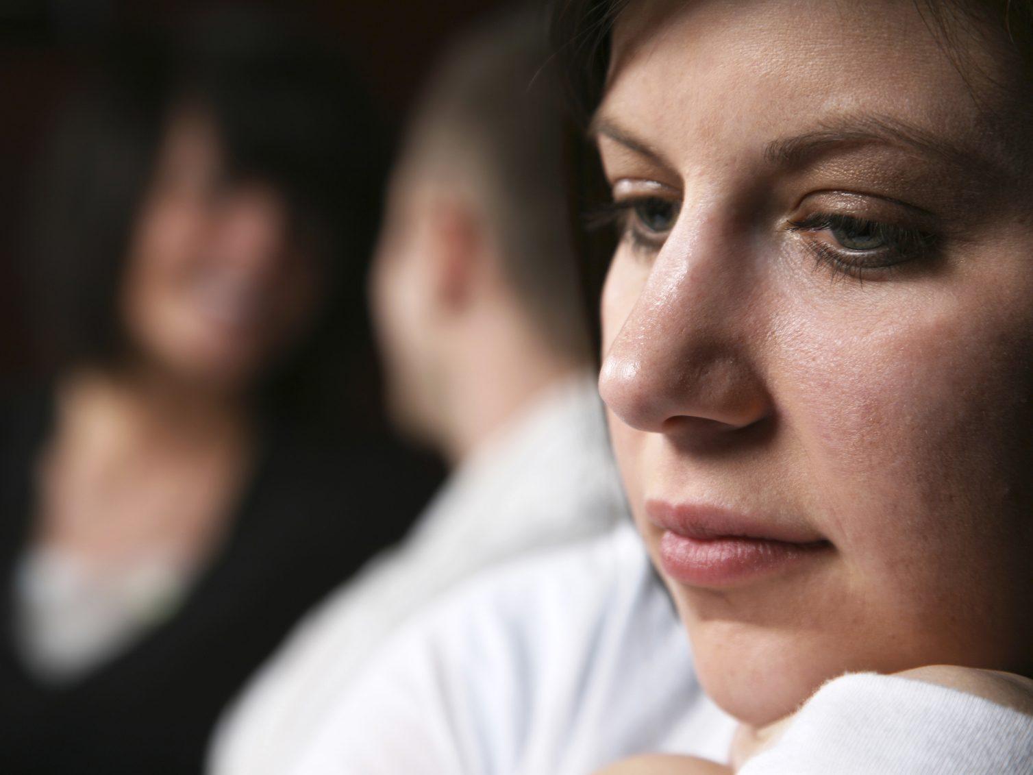 Ménage à trois: élever un enfant avec son ex-mari