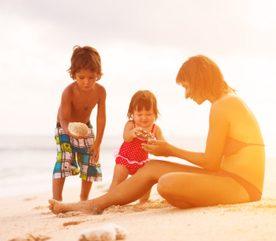 1. Sachez quelles sont les compétences en natation de votre famille.