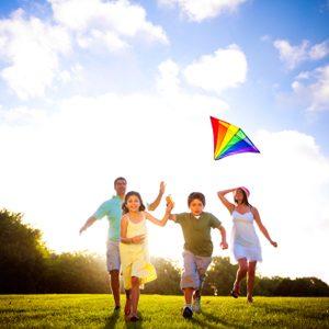 2. Prenez le temps de vous amuser ensemble.