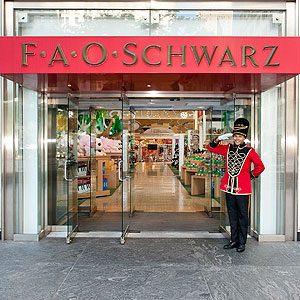 3. FAO Schwarz, New York, États-Unis