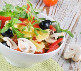 5. Salade de Farfalle aux légumes