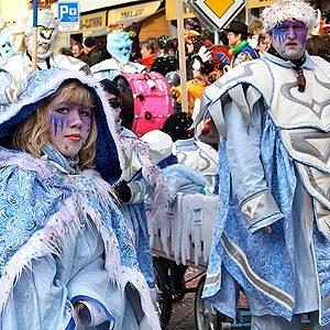 10. Fasnacht (Mardi Gras), Suisse