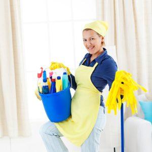 6. Les produits ménagers et les contenants