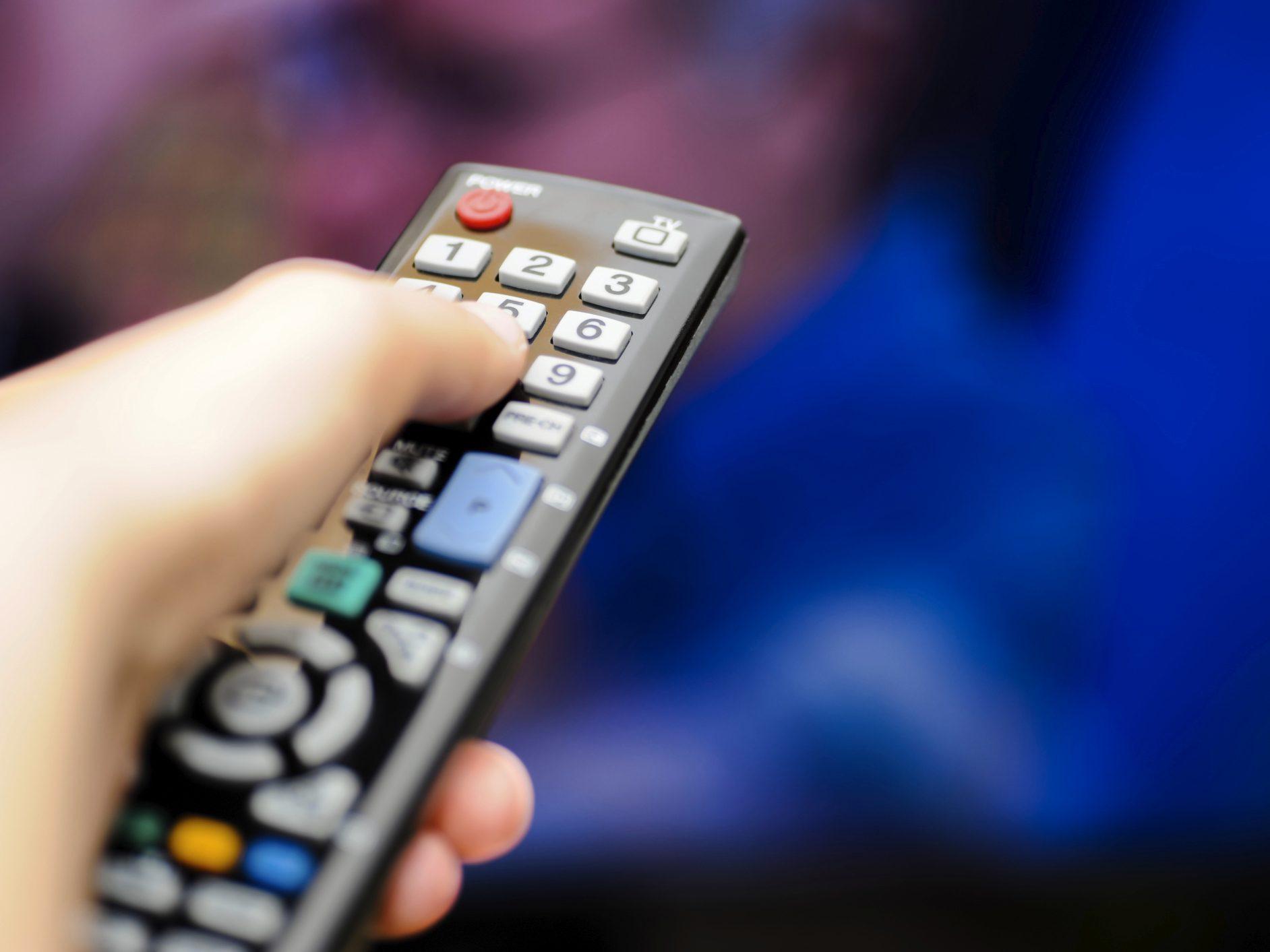 Éteindre la télévision