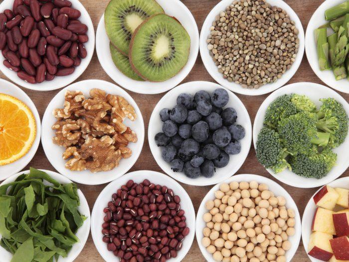 Diversifier les sources de fibres