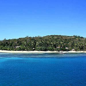 5. Le Lagon bleu, Fidji