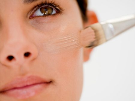 Fond de teint pour un maquillage naturel