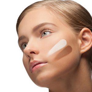 1. Choisissez la nuance qui correspond à celle de votre peau