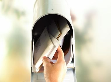 Éviter les frais postaux