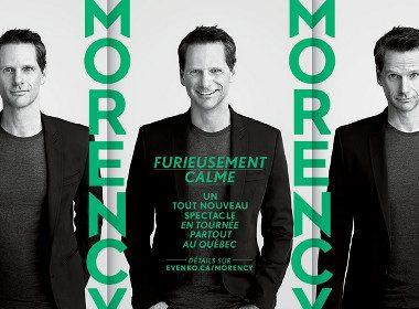 Humour  - François Morency en tournée